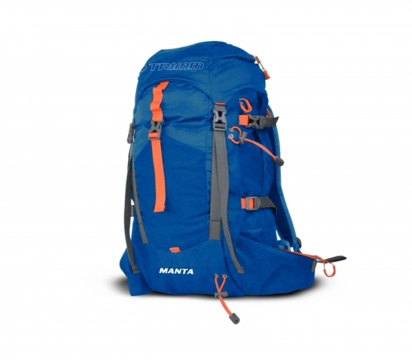 Batoh TRIMM MANTA blue/orange 30 litrů