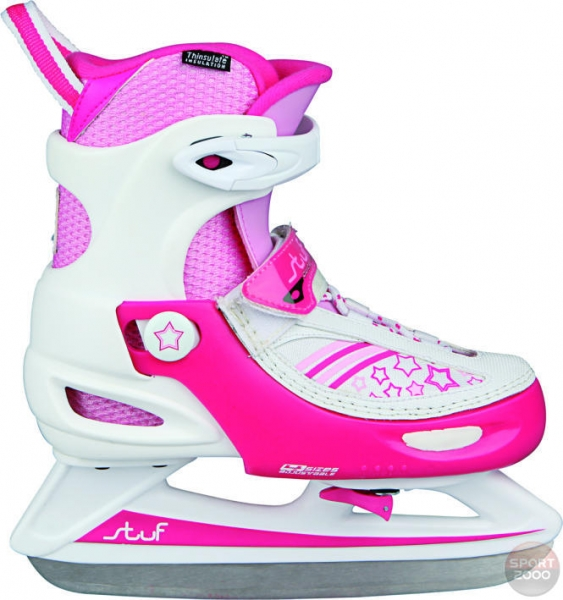 STUF KITTY ADJUSTABLE ICE SKATES