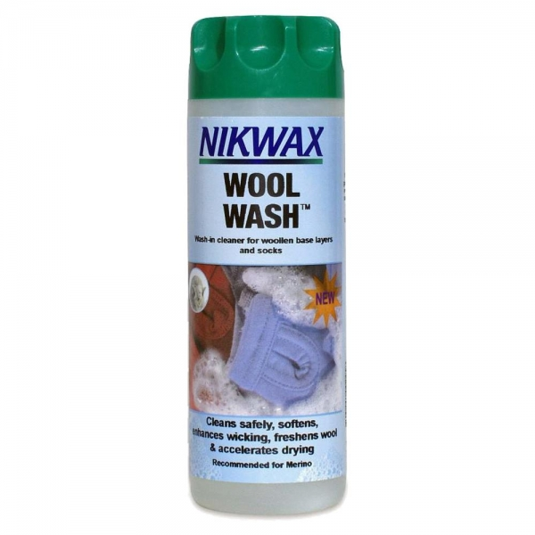 NIKWAX Wool Wash - 300ml