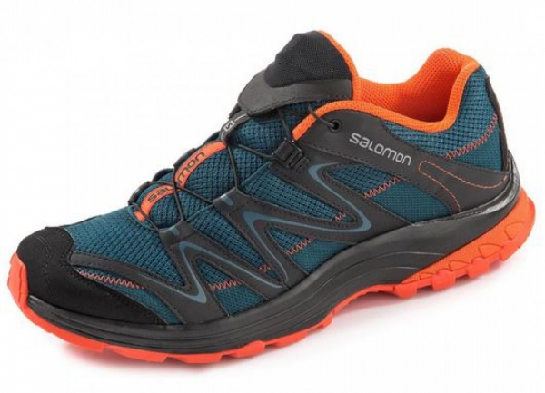SALOMON TRAIL SCORE