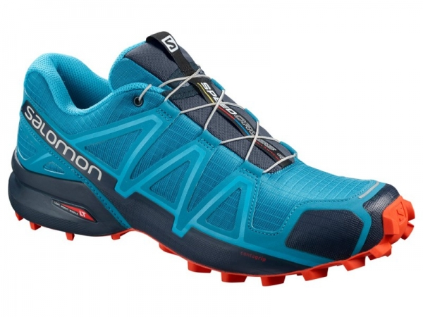 SALOMON SPEEDCROSS 4 Fjord blue/navy blaze