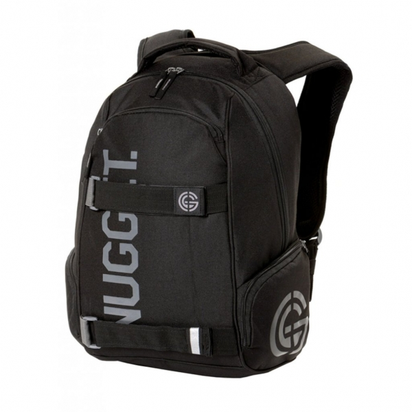 Batoh NUGGET Bradley 2 Backpack C - Black