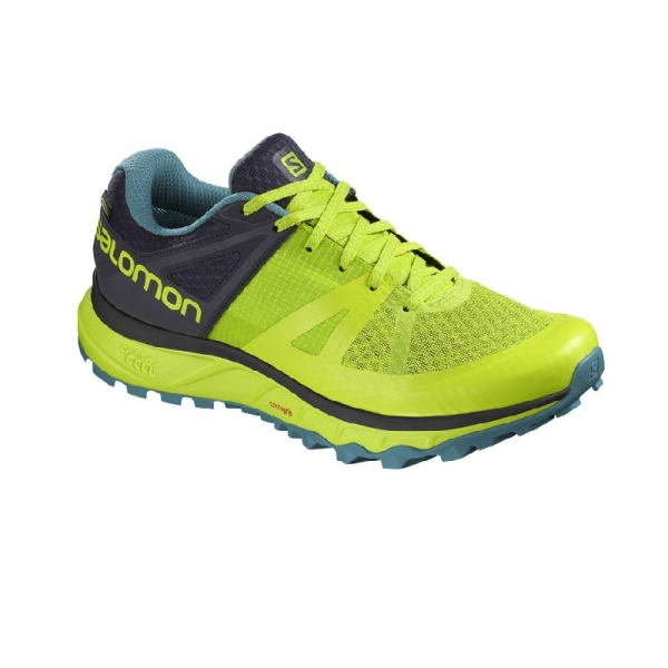 SALOMON TRAILSTER GTX® Acid Lime/Graphite/Hydro
