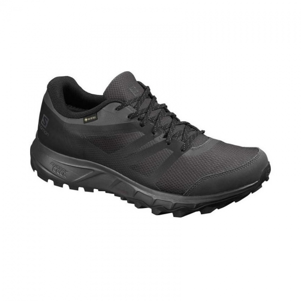 SALOMON TRAILSTER 2 GTX Phantom/Ebony/Black