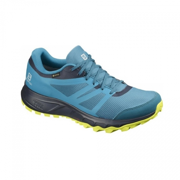 SALOMON TRAILSTER 2 GTX Lyons Blue/Navy Blazer/Evening Primrose