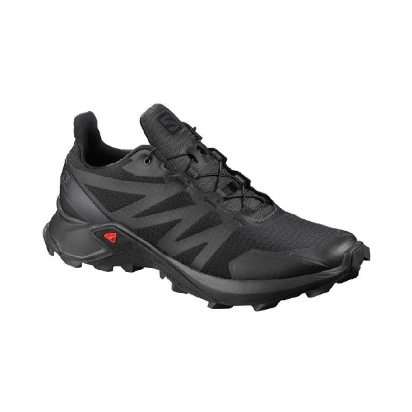 SALOMON SUPERCROSS Black/Black/Black