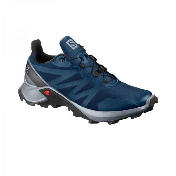 SALOMON SUPERCROSS Poseidon/Pearl Blue/Black