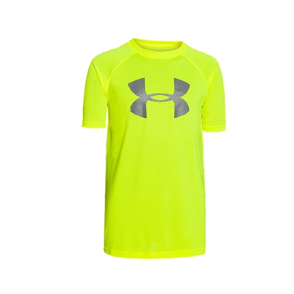 Triko UNDER ARMOUR BIG LOGO dět. žlutá
