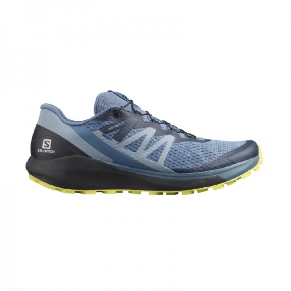 SALOMON SENSE RIDE 4 Copen Blue/Black/Eveni
